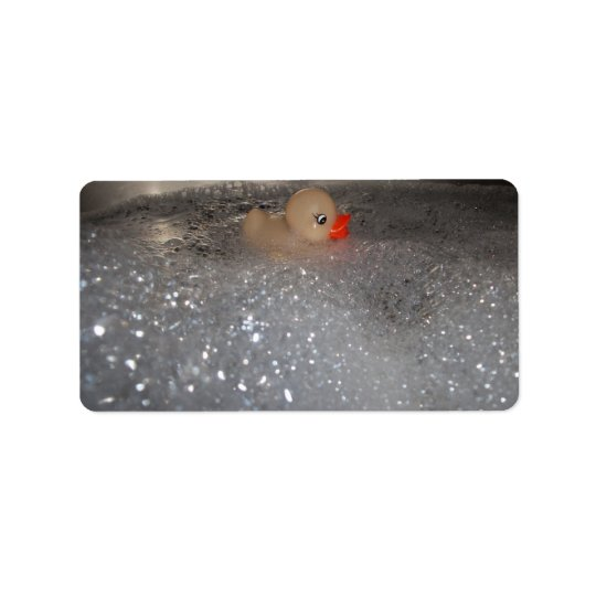Bathtub Label