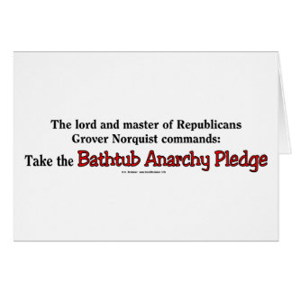 BathtubAnarchyMaster Card