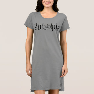 Bathykolpian. Google it. Or...don't. Dress