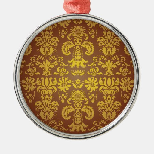 Batik Bali style design Christmas Ornaments