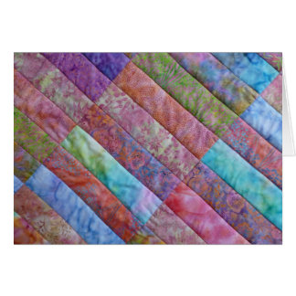 Batik Beauty - Stitch in Time Series Notecards Card