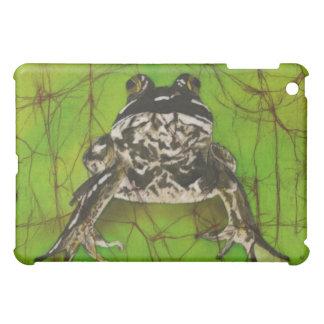 Batik Frog iPad Case
