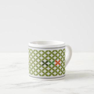 Batik Indonesia Espresso Cup