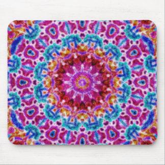 Batik Mandala Mouse Pad
