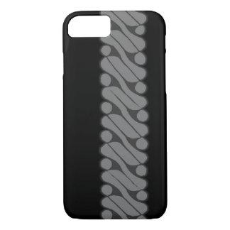 batik parang vertical motiv iPhone 7 case