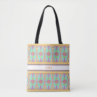 Batik Prada Tote Bag