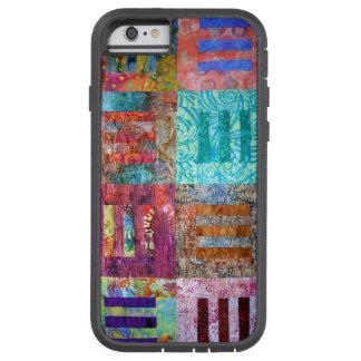 Batik Quilting Design Tough Xtreme iPhone 6 Case