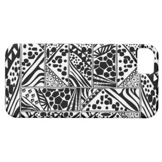 Batik style I phone case