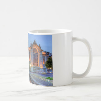 Batiment des Forces-Motrices, Geneva, Switzerland Coffee Mug