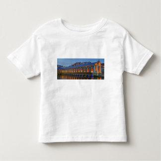 Batiment des Forces-Motrices Geneva Switzerland Toddler T-Shirt