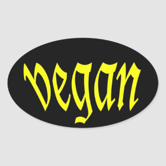 batm- Vegan bumper Sticker Sheet