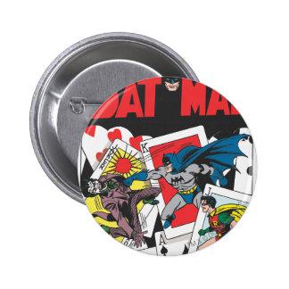 Batman #11 Comic 6 Cm Round Badge