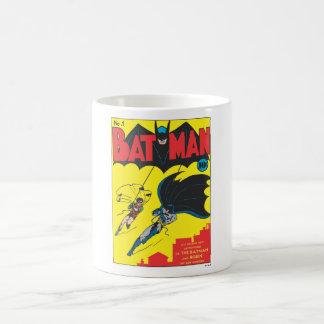 Batman #1 Comic Basic White Mug