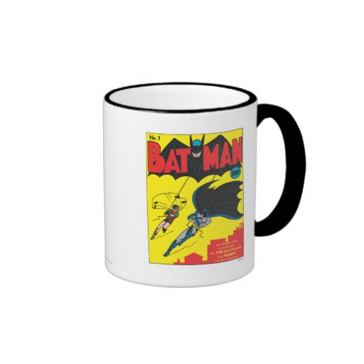 Batman #1 Comic Coffee Mug