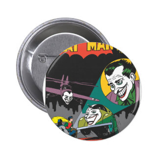 Batman #37 Comic 6 Cm Round Badge