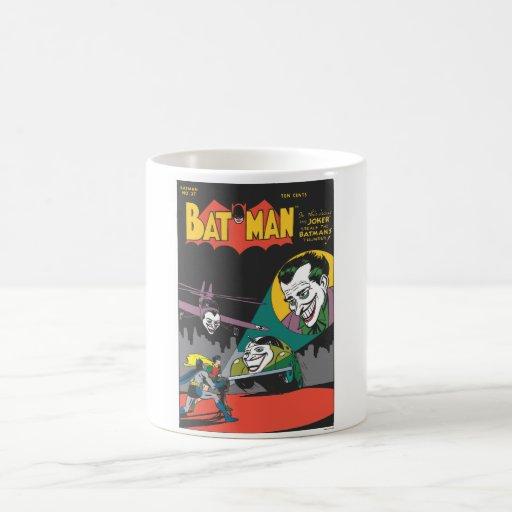 Batman #37 Comic Coffee Mug
