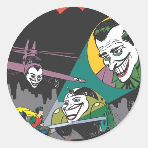 Batman #37 Comic Sticker