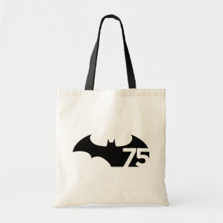 Batman 75 Logo Canvas Bags