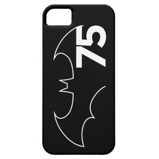 Batman 75 Logo iPhone 5 Covers