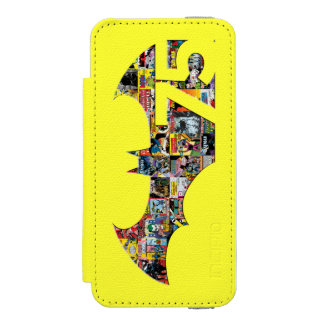 Batman 75 Logo - Comic Covers Incipio Watson™ iPhone 5 Wallet Case