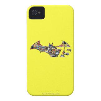 Batman 75 Logo - Comic Covers iPhone4 Case