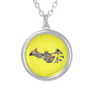 Batman 75 Logo - Comic Covers Jewelry