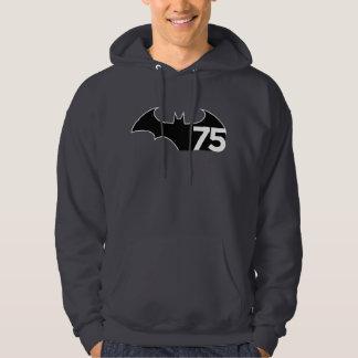 Batman 75 Logo Hoodie