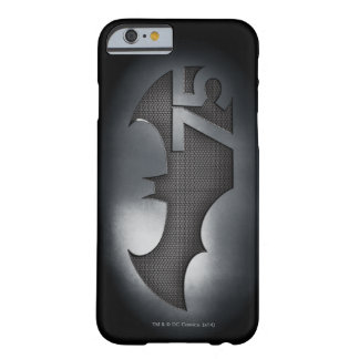 Batman 75 - Metal Grid Barely There iPhone 6 Case