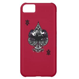 Batman Ace of Spaces Gothic Crest iPhone 5C Case