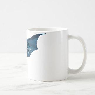 Batman and Joker with Cards Basic White Mug