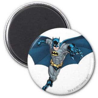 Batman and Joker with Cards Fridge Magnets