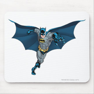 Batman and Joker with Cards Mouse Pad
