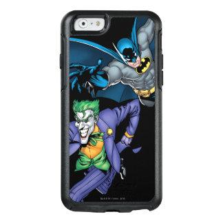 Batman and Joker with gun OtterBox iPhone 6/6s Case