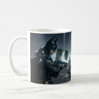 Batman And Oracle Coffee Mug