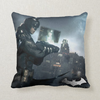 Batman And Oracle Cushion