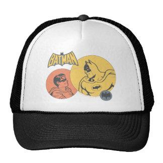 Batman And Robin Graphic - Distressed Cap