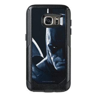 Batman: Arkham Asylum   Batman Closeup OtterBox Samsung Galaxy S7 Case