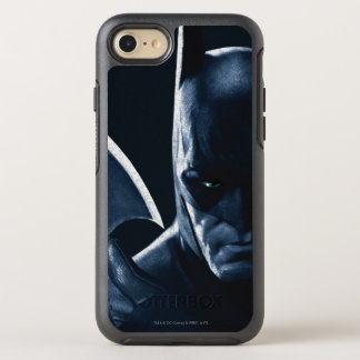 Batman: Arkham Asylum | Batman Closeup OtterBox Symmetry iPhone 8/7 Case
