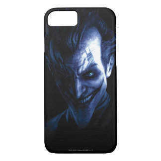 Batman: Arkham Asylum | The Joker In Shadow iPhone 8/7 Case
