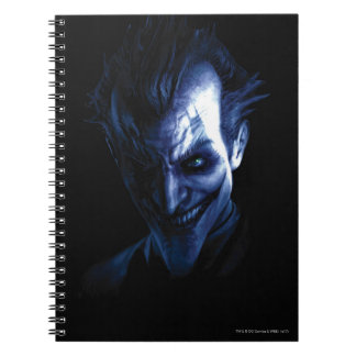 Batman: Arkham Asylum | The Joker In Shadow Notebook