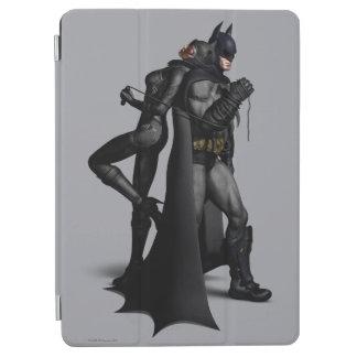 Batman Arkham City | Batman and Catwoman iPad Air Cover
