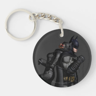 Batman Arkham City | Batman and Catwoman Key Ring