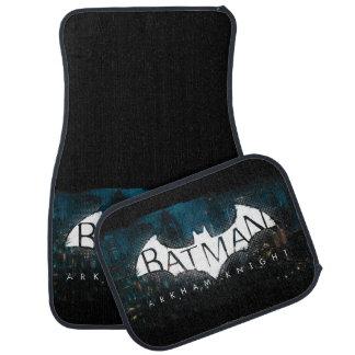 Batman Arkham Knight Gotham Logo Floor Mat