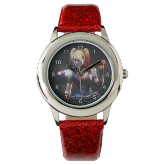 Batman Arkham Knight | Harley Quinn with Bat Watch