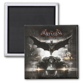 Batman Arkham Knight Key Art Magnet