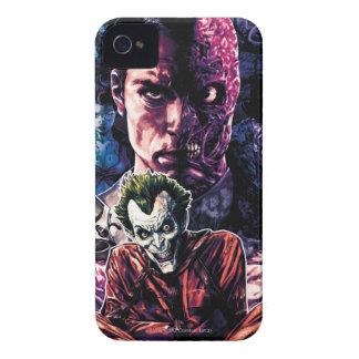 Batman - Arkham Unhinged #11 Cover iPhone 4 Case-Mate Case