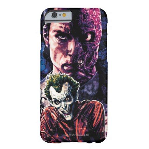 Batman - Arkham Unhinged #11 Cover iPhone 6 Case