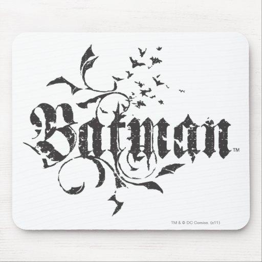 Batman Artwork 13 Mousepad