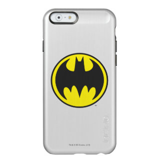 Batman Bat Logo Circle Incipio Feather® Shine iPhone 6 Case
