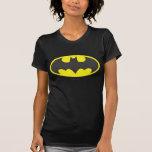 Batman Bat Logo Oval T-shirt